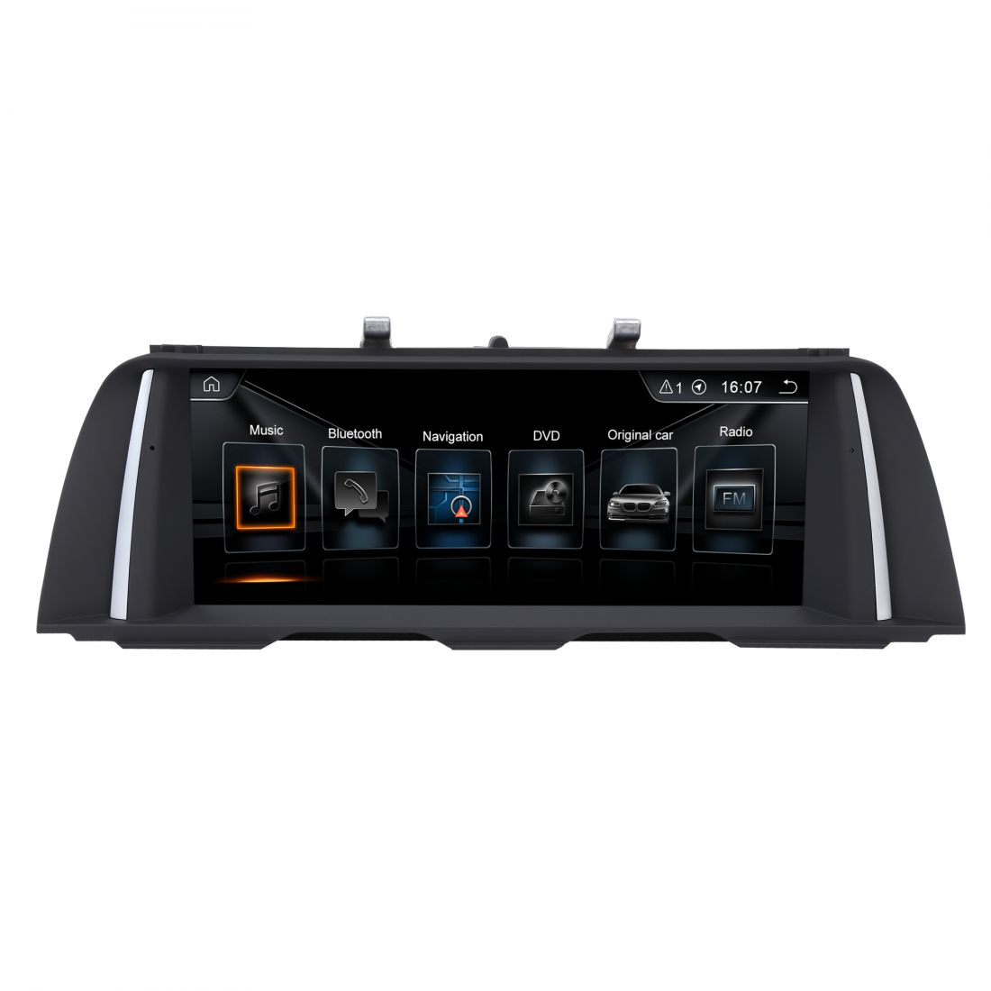 "Radiola NAV-RDL-8208 Монитор BMW 5 серии CIC F10/F11 (2011-2013) Android 8,1,  10,25"""