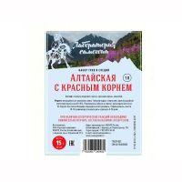 Набор трав и специй Алтайская с красным корнем (настойка)