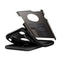 Чехол Spigen Tough Armor 2 для iPhone 8 темный металлик