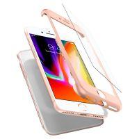 Чехол Spigen Thin Fit 360 для iPhone 8 розовое золото
