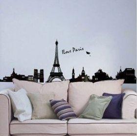 """стикер """"Париж"""""""