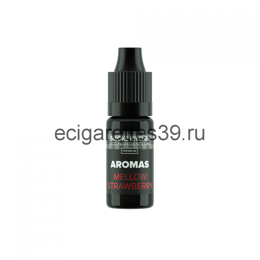 Ароматизатор SmokeKitchen Aromas Premium Mellow Strawberry (Спелая клубника)
