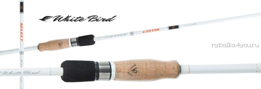 Спиннинг Favorite White Bird 682UL-S 2.04м / тест 1-7гр