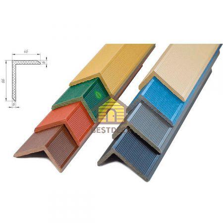 Угол декоративный Robust Boden из ДПК 40х60 мм