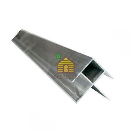 Профиль угловой Goodeck для фасада 156х21 мм
