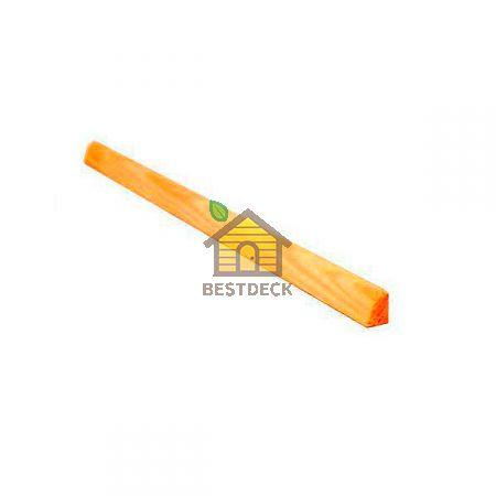 Штапик деревянный из сосны без сучков