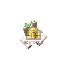 Крепёж - керамическая втулка