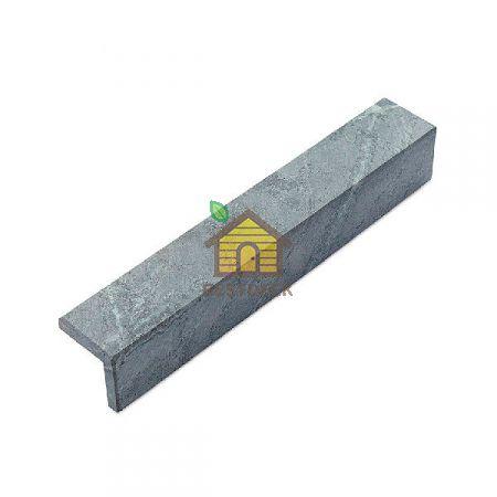Уголок талькомагнезит 50*50*300 мм для бани и сауны