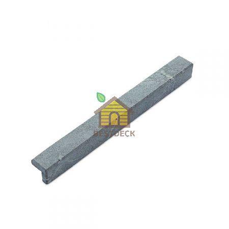 Уголок талькомагнезит 30*30*300 мм для бани и сауны