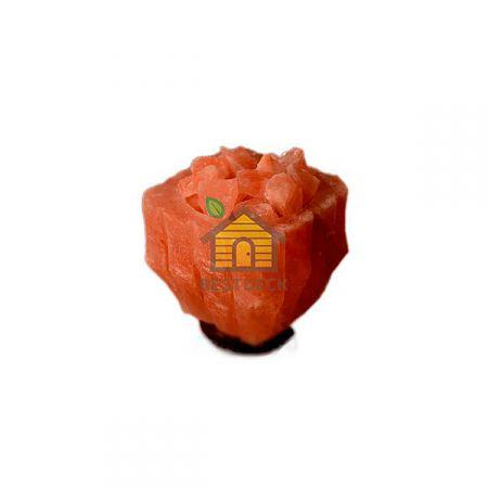 Солевая лампа из гималайской соли Ваза