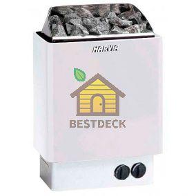 Электрическая печь для сауны Harvia Trendi KIP 90 Steel