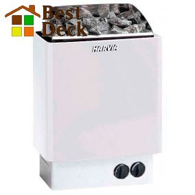 Электрическая печь для сауны Harvia Trendi KIP 80 Steel