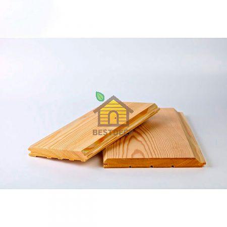 Имитация бруса из лиственницы Экстра