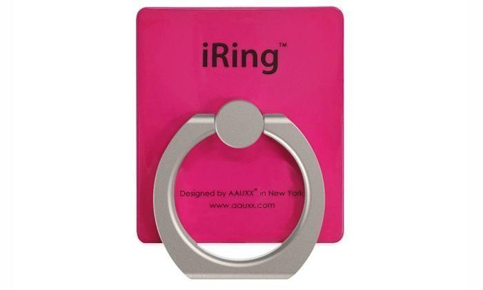 Универсальный держатель для смартфона Iring (Сиреневый)