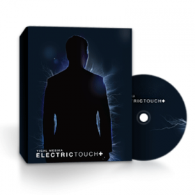 Electric Touch+ (Plus) DVD and Gimmick by Yigal Mesika