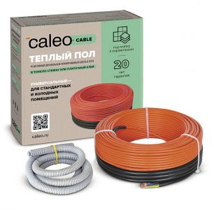 Комплект теплого пола Caleo Cable 18W-60