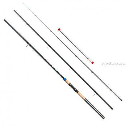 Купить Удилище карповое/фидер Kaida Tritium Carp Feeder 3,3м / тест 150 гр арт: 315-330