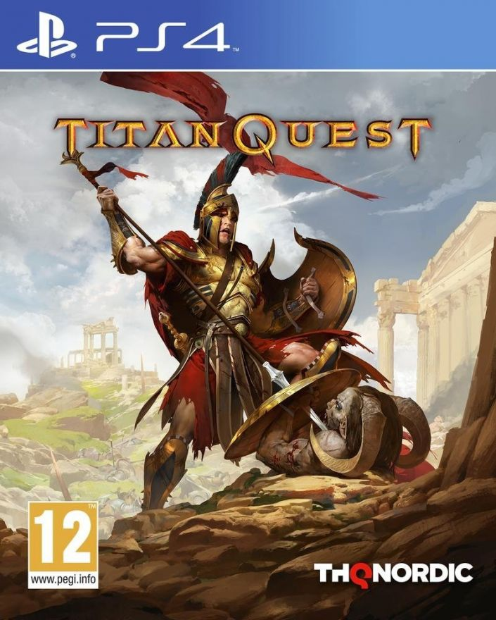 Игра Titan Quest (PS4)