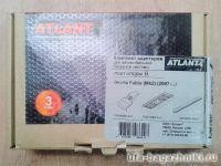 Адаптеры для багажника Skoda Fabia MK2 универсал, Атлант, артикул 8642