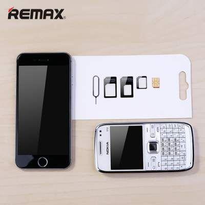 Набор переходников для sim-карт REMAX 4 in 1 SIM card sets