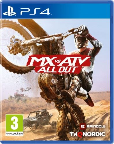 MX vs ATV : All Out (PS4)