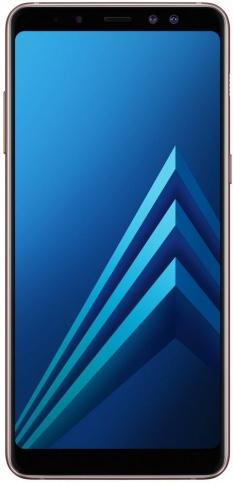 Samsung Galaxy A8+ (синий)