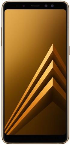 Samsung Galaxy A8+ (золотистый)