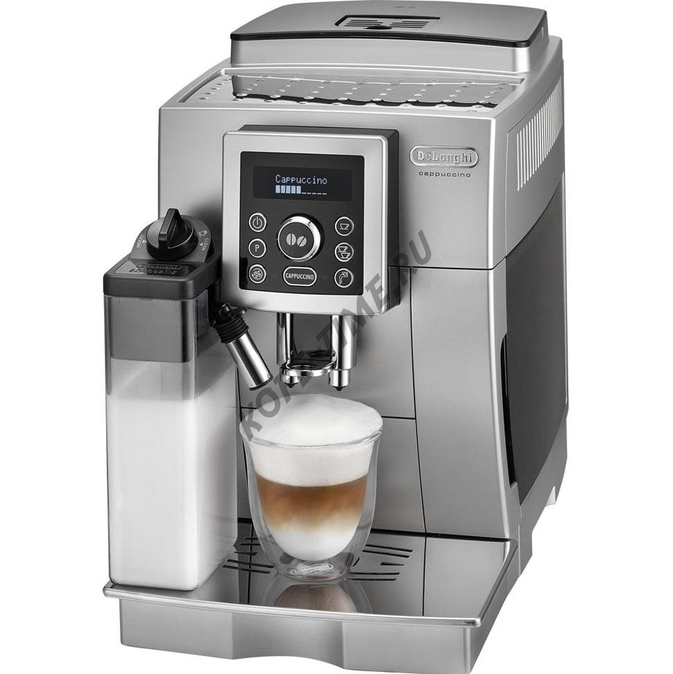 Кофемашина DeLonghi ECAM 23.464 S Cappuccino