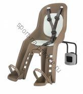 Кресло детское Polisport, фронтальное, модель Bubbly Mini   задний фиксатор.