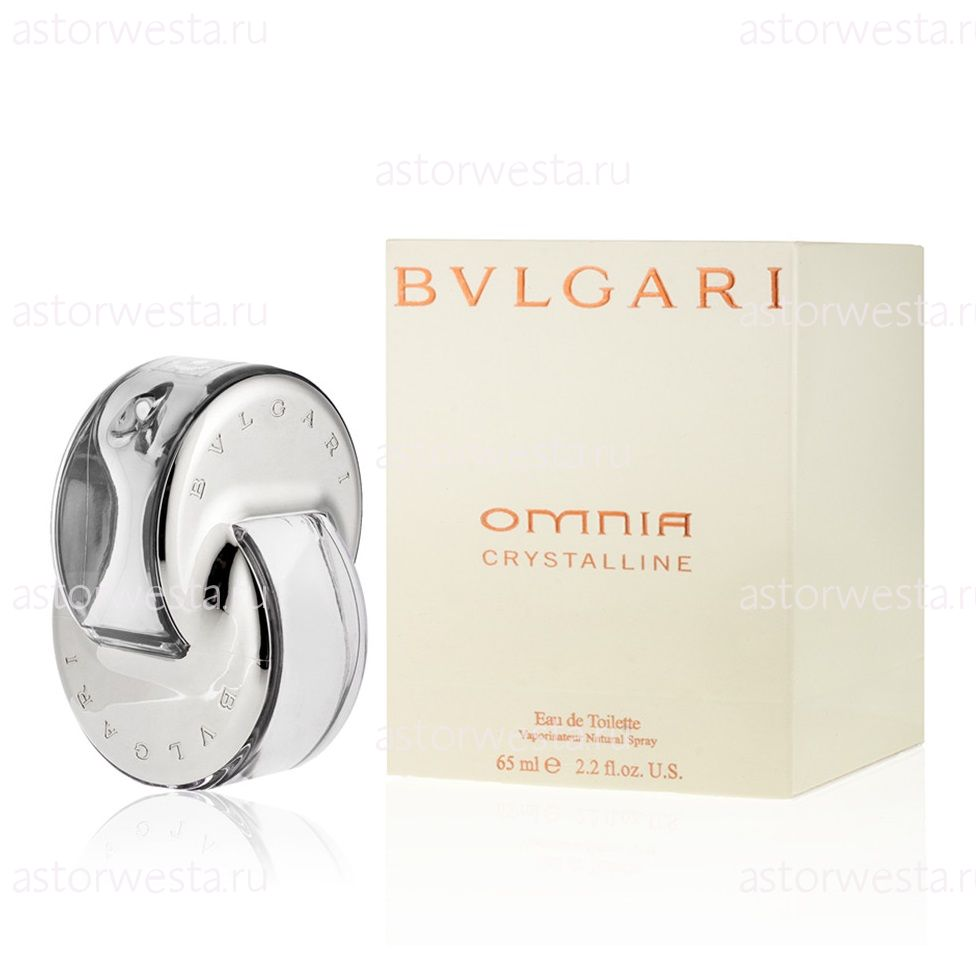Туалетная вода Bvlgari Omnia Crystalline, 65 ml (ПОД ЗАКАЗ)
