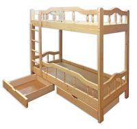 Кровать двухъярусная Джерри (ВМК Шале)