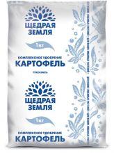 Удобрение минеральное сухое Щедрая земля тукосмесь «Картофель», 1 кг
