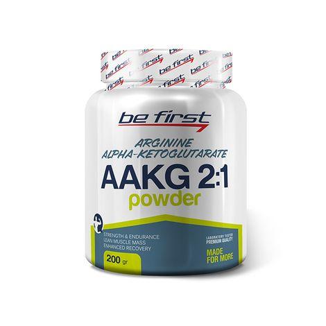BeFirst  AAKG 200gr апельсин  (скл 2 1-2 дня)