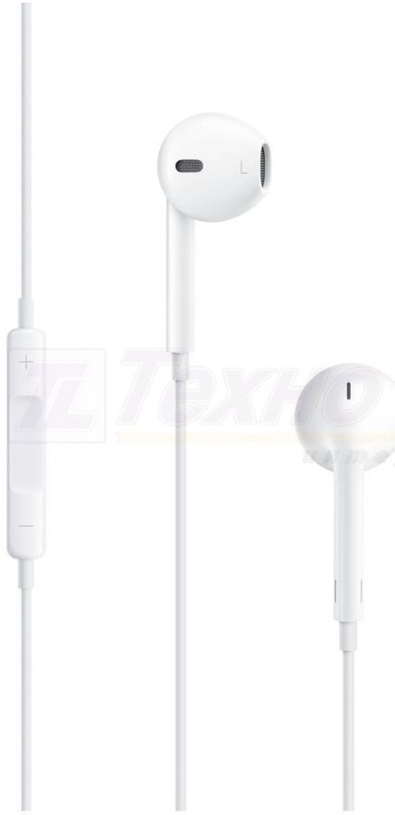 Apple EarPods MD827ZM/A белый