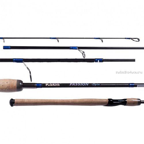Купить Спиннинг Kaida Passion 2,1 м / тест 10-30 гр арт: 121-210