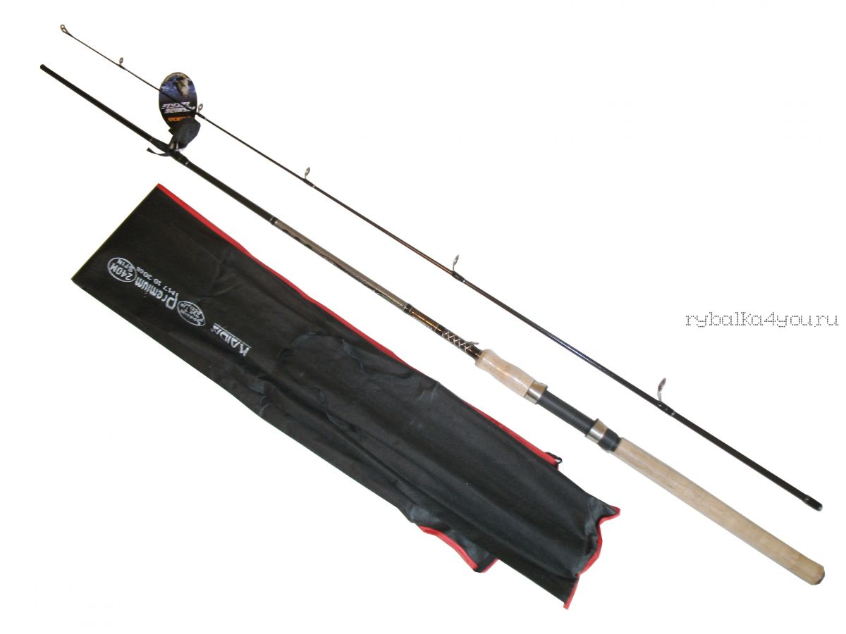 Купить Спиннинг Kaida Premium 2,4м / тест 10-30 гр /арт: 102-1030-240