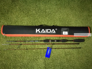 Спиннинг Kaida Solomon 1,98 м/ тест 3,5-14 гр/ арт: 750-3514-198