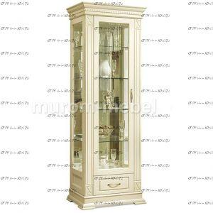 Шкаф-витрина Флоренция-4