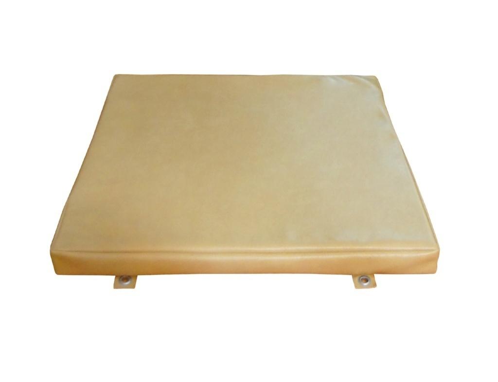 Компактный мат для спортивного уголка, 60х60 см