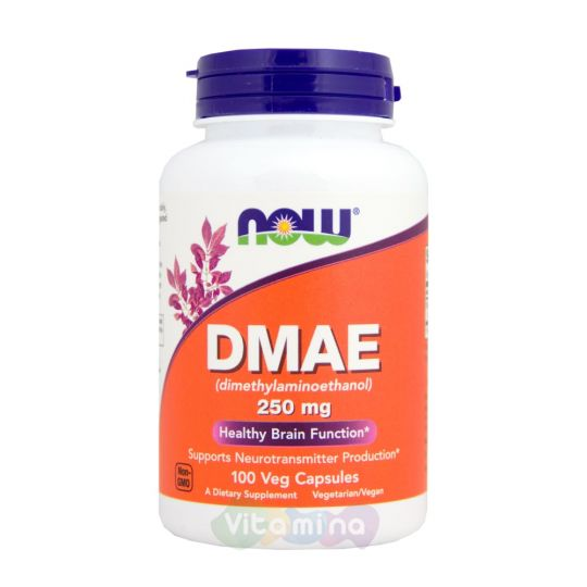 DMAE (ДМАЕ) 100 капс.