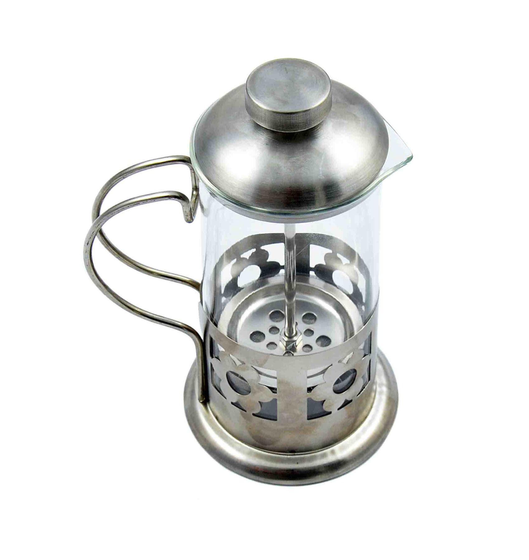 """Чайник-френч для заваривания чая и кофе """"Yi-Tian"""" 350 ml."""