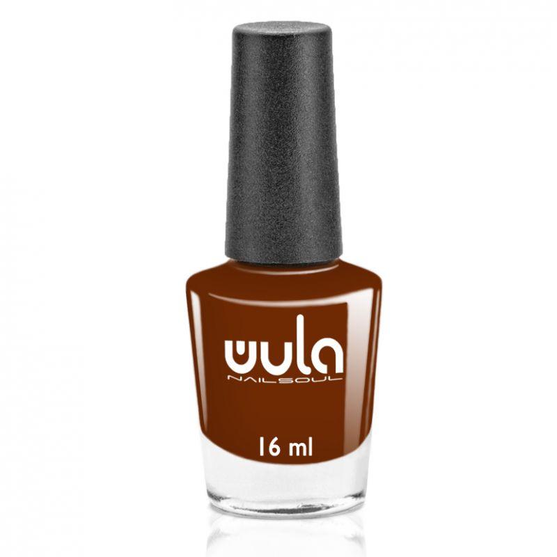 "WULA nailsoul Лак для ногтей, тон 08 ""Молочный шоколад"""