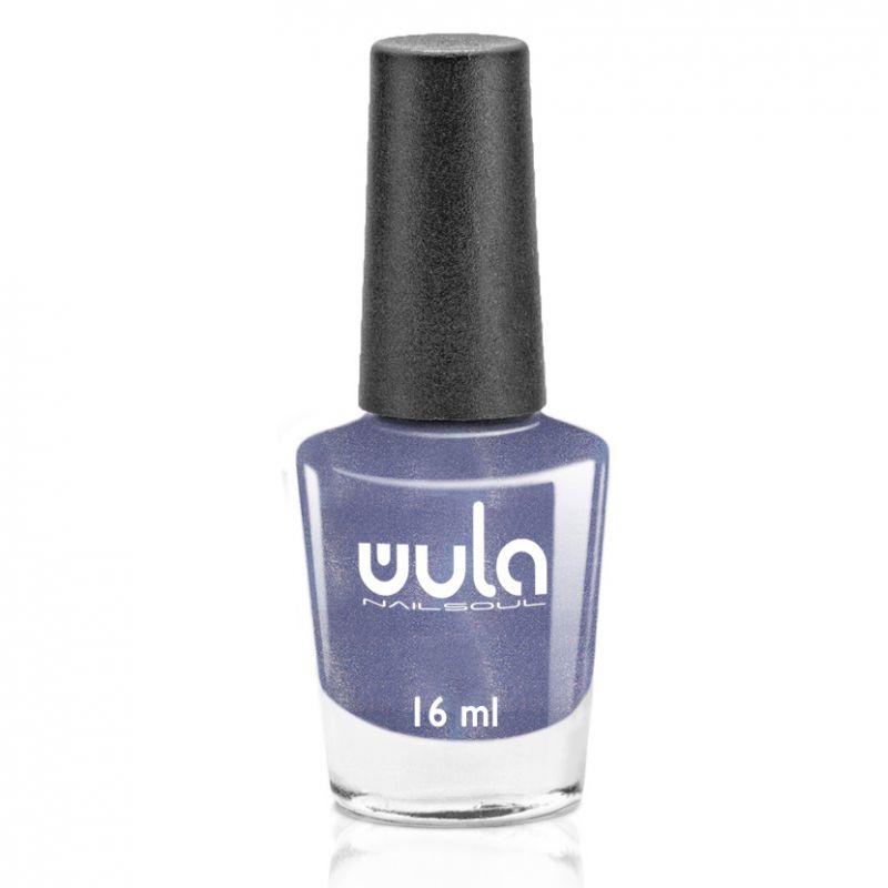 """WULA nailsoul Лак для ногтей, тон 62 """"Сиреневый искрящийся"""""""