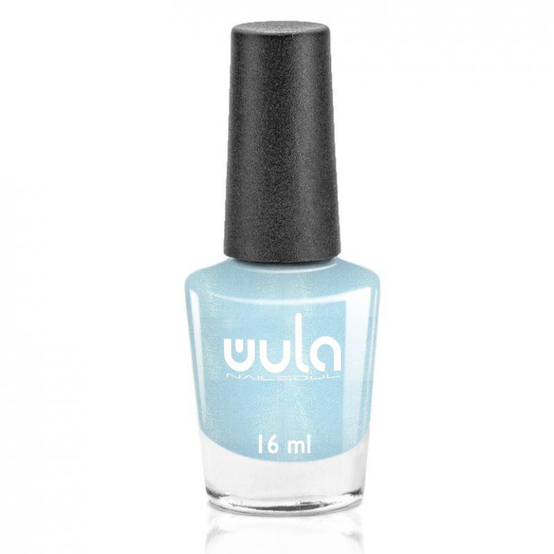 "WULA nailsoul Лак для ногтей, тон 63 ""Голубое небо"""