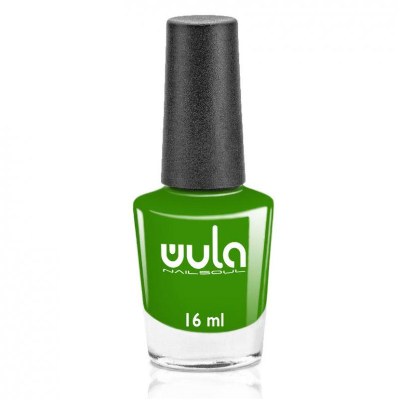 "WULA nailsoul Лак для ногтей, тон 74 ""Травяной"""