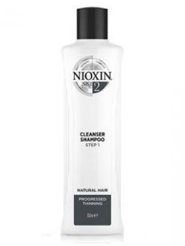 Nioxin 3D System 2 Шампунь очищающий Система 2 new