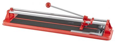 Плиткорез рельсовый МАТРИКС ручной роликовый 500х14 мм