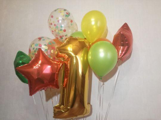 Набор Яркий День Рождения