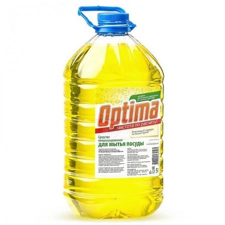 Synergetic Средство концентрированное для мытья посуды OPTIMA  5 л