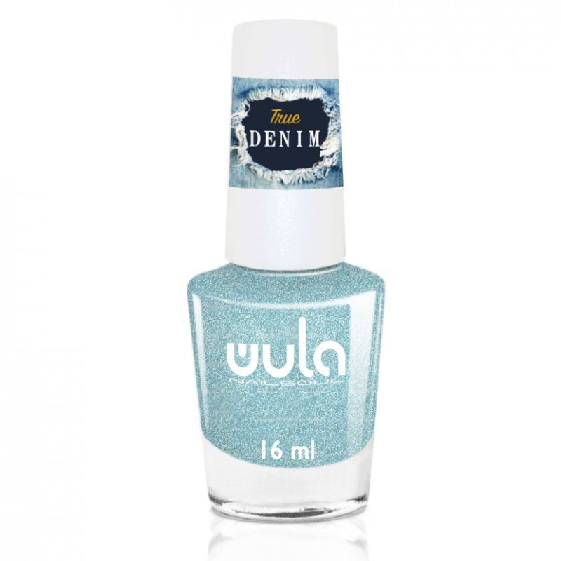 WULA nailsoul Лак для ногтей True denim, тон 901